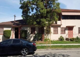 Pre Foreclosure in Los Angeles 90008 9TH AVE - Property ID: 1597578642