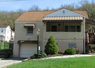 Pre Foreclosure in Mckeesport 15135 MEADE ST - Property ID: 1597732366