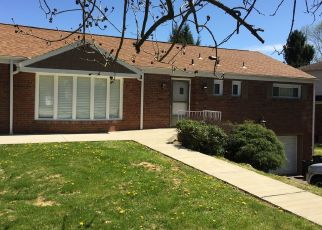 Pre Foreclosure in Glenshaw 15116 VILLAGE RD - Property ID: 1597740692