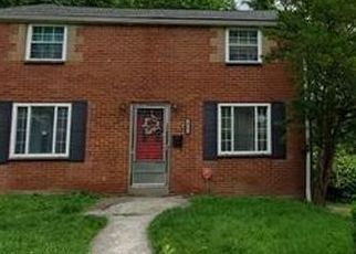 Pre Foreclosure in Pittsburgh 15221 LINDSAY RD - Property ID: 1597767854