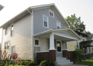 Pre Foreclosure in Fort Wayne 46807 WEBSTER ST - Property ID: 1597844939