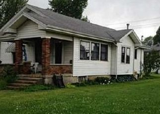 Pre Foreclosure in Rushville 46173 N WILLOW ST - Property ID: 1597865962