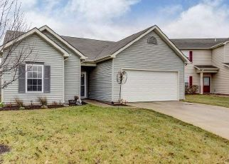 Pre Foreclosure in Fort Wayne 46825 RILEY PL - Property ID: 1597869454