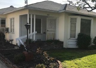 Pre Foreclosure in Ontario 91762 W 6TH ST - Property ID: 1597898359