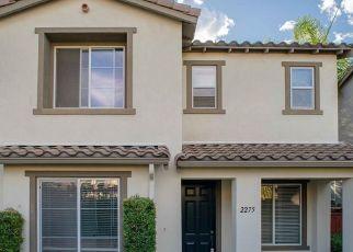 Pre Foreclosure in Chula Vista 91915 LATTICE LN - Property ID: 1597908430