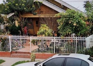 Pre Foreclosure in Los Angeles 90011 E 56TH ST - Property ID: 1597910179