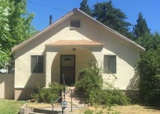 Pre Foreclosure in Mount Shasta 96067 SHELDON AVE - Property ID: 1598146696