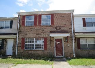 Pre Foreclosure in Jacksonville 28546 MYRTLEWOOD CIR - Property ID: 1598267568