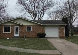 Pre Foreclosure in Fort Wayne 46825 COYOTE CT - Property ID: 1598269314