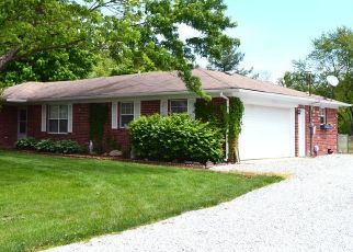 Pre Foreclosure in Greenfield 46140 N 350 W - Property ID: 1598291213