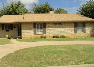 Pre Foreclosure in Altus 73521 CAMERON DR - Property ID: 1598335457