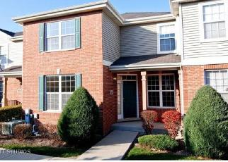 Pre Foreclosure in Tinley Park 60477 W POINT DR - Property ID: 1598342464