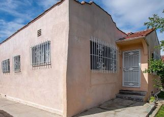 Pre Foreclosure in Los Angeles 90016 POTOMAC AVE - Property ID: 1598501900