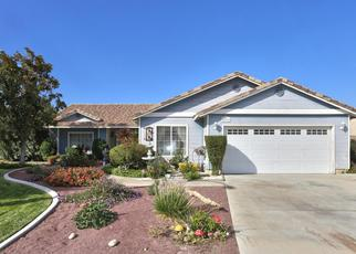 Pre Foreclosure in Lancaster 93536 SANDSTONE CT - Property ID: 1598519403