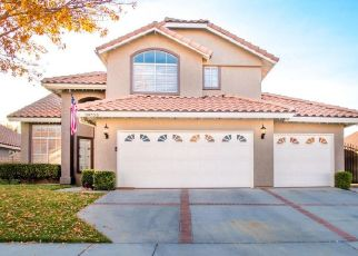 Pre Foreclosure in Palmdale 93551 TESORO LN - Property ID: 1598677511