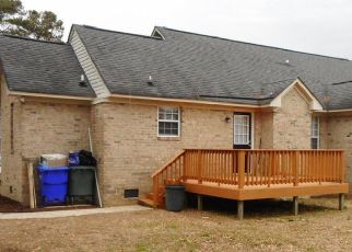 Pre Foreclosure in Greenville 27834 PITTMAN DR - Property ID: 1598734446