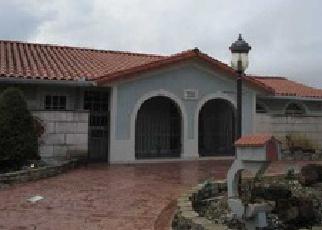 Pre Foreclosure in Miami 33175 SW 26TH TER - Property ID: 1598762932