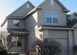 Pre Foreclosure in Tinley Park 60487 MANSFIELD DR - Property ID: 1599149207