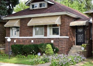 Pre Foreclosure in Chicago 60619 S WOODLAWN AVE - Property ID: 1599153147