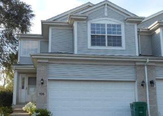Pre Foreclosure in Lockport 60441 E TREELINE DR - Property ID: 1599190382
