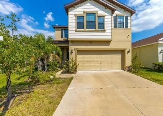 Pre Foreclosure in Ruskin 33570 HARBOUR BLUE ST - Property ID: 1599341933