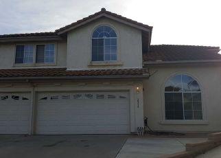 Pre Foreclosure in El Cajon 92019 VIA ROBLAR CT - Property ID: 1599445280