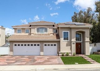 Pre Foreclosure in Murrieta 92563 STARGAZER WAY - Property ID: 1599503983