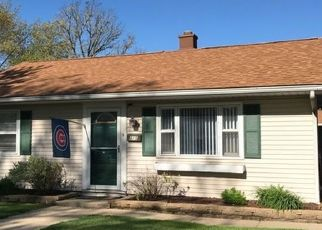 Pre Foreclosure in Joliet 60436 S REED ST - Property ID: 1599846466