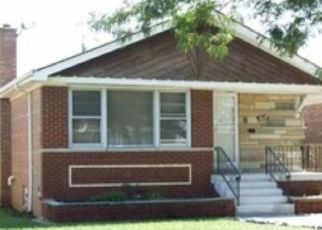 Pre Foreclosure in Chicago 60652 S KENTON AVE - Property ID: 1600030415