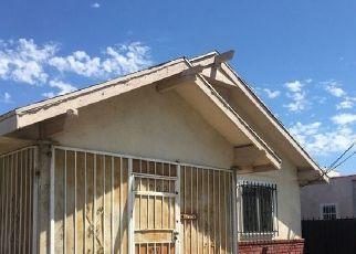 Pre Foreclosure in Inglewood 90301 E LA PALMA DR - Property ID: 1600148224