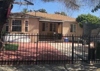 Pre Foreclosure in Compton 90221 S PANNES AVE - Property ID: 1600233192