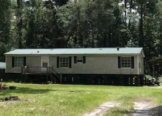 Pre Foreclosure in Crawfordville 32327 SHADEVILLE RD - Property ID: 1600279181