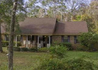 Pre Foreclosure in Crawfordville 32327 REHWINKEL RD - Property ID: 1600280504