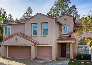 Pre Foreclosure in Vista 92081 ASTERWOOD LN - Property ID: 1600555997