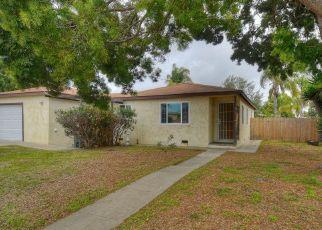 Pre Foreclosure in Chula Vista 91910 CORTE HELENA AVE - Property ID: 1600568690