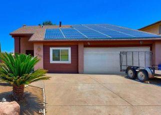 Pre Foreclosure in El Cajon 92021 ALADO PL - Property ID: 1601126223