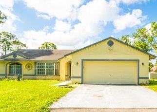 Pre Foreclosure in Loxahatchee 33470 49TH ST N - Property ID: 1601548433