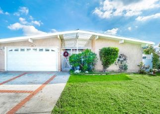 Pre Foreclosure in Whittier 90604 SUNNYBROOK LN - Property ID: 1602115161