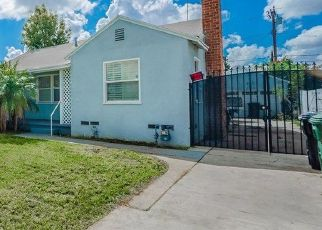 Pre Foreclosure in Whittier 90606 ALDRICH ST - Property ID: 1602119105
