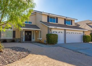 Pre Foreclosure in Palmdale 93551 PEBBLE WAY - Property ID: 1602141900