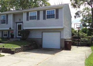 Pre Foreclosure in Ft Mitchell 41017 HIDEAWAY DR - Property ID: 1602169481