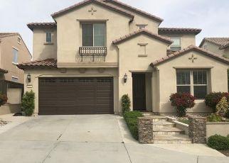 Pre Foreclosure in Vista 92083 ADOBE ESTATES DR - Property ID: 1602322331