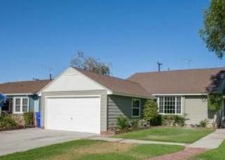 Pre Foreclosure in Whittier 90604 CORLEY DR - Property ID: 1602336347