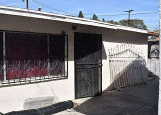 Pre Foreclosure in Los Angeles 90002 E 88TH ST - Property ID: 1602343803