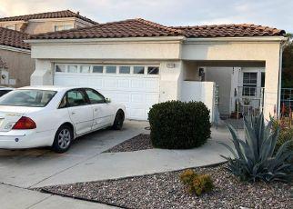 Pre Foreclosure in Menifee 92584 BROADSTONE WAY - Property ID: 1602569797