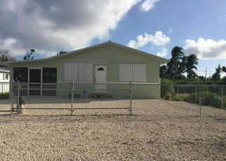 Pre Foreclosure in Big Pine Key 33043 PALM DR - Property ID: 1602626736