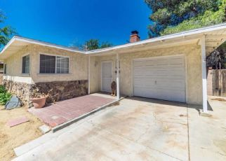 Pre Foreclosure in Lancaster 93534 FIG AVE - Property ID: 1602789657