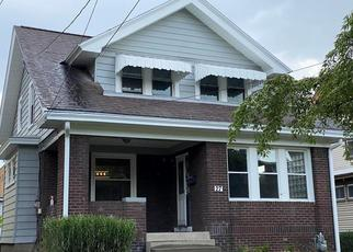 Pre Foreclosure in Pittsburgh 15202 S FREMONT AVE - Property ID: 1602828184