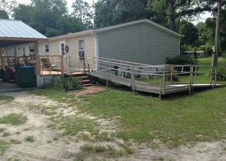 Pre Foreclosure in Crawfordville 32327 LISA DR - Property ID: 1602875494