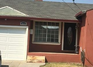 Pre Foreclosure in San Leandro 94578 151ST AVE - Property ID: 1602905272